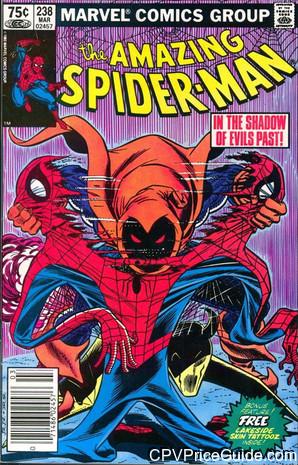 VF//NM Spider-Man #239 Marvel, 2018