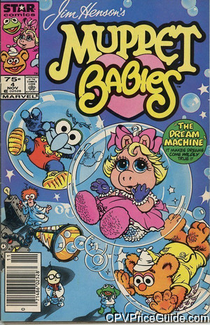 muppet babies 4 cpv canadian price variant image